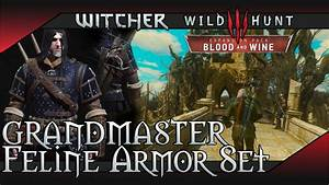 The Witcher 3 Blood And Wine Grandmaster Feline Cat