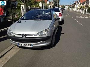 Peugeot 206 Cc Occasion : achat peugeot 206 cc 2001 d 39 occasion pas cher 2 000 ~ Gottalentnigeria.com Avis de Voitures