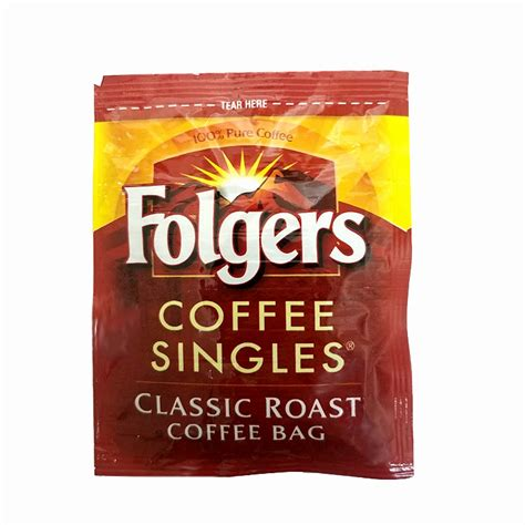 Best reviews guide analyzes and compares all folgers coffees of 2021. Wholesale Folgers Coffee Singles (SKU 362135) DollarDays