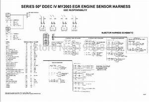 Detroit Diesel Series 50 50g  60  Ddecvi Ddec10 Ddec13 Mbe