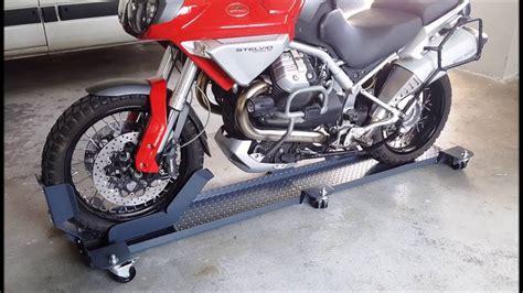 pedane moto pedana carrello per moto