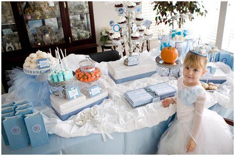 cinderella birthday ideas food to decorations