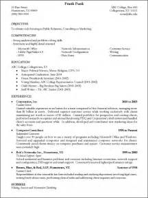 good resume for accounts executive job description 3 tips from the best resume sles available businessprocess