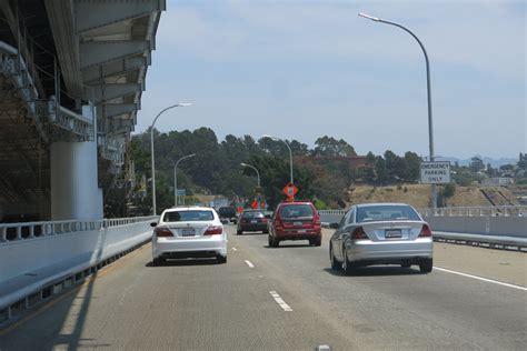 interstate east contra county aaroads california costa
