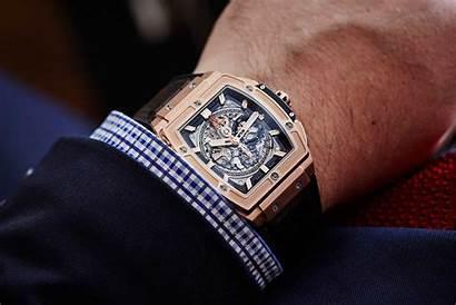 Hublot Bang Spirit Wrist Watches Depth Case