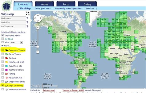 26 New Cruise Ship Position Locator | Fitbudha.com