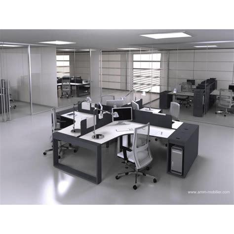 fabricant canape italien bureau opératif 90 degrés logic noir et blanc
