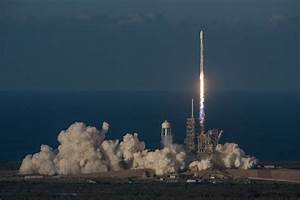SpaceX launches satellite from Cape Canaveral, but no ...