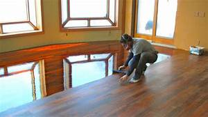 how to apply polyurethane to wood floors ask the home With how to clean polyurethane floors