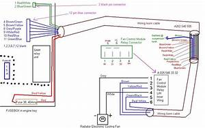 Mercedes Benz C180 Elegance Wiring Diagram