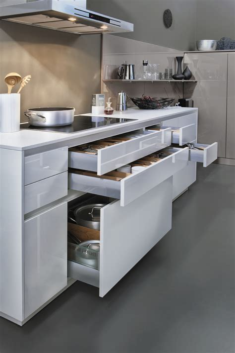 CONTINO ? The New Standard In Handle Less Kitchen Cabinets