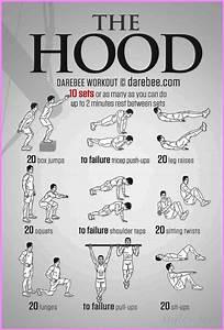 Best Bodyweight Workout Routine For Men