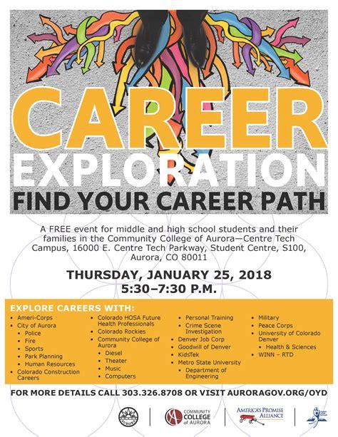 career expo january gateway high school