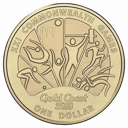 Commonwealth Games Coin Coins Australian Royal Folder