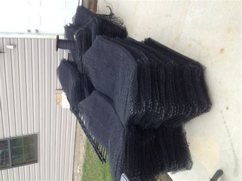 crawfish pillow traps 2013 4ft pillow crawfish traps traps for in southeast