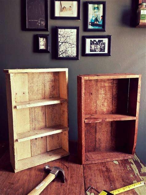 rustic pallet kitchen shelf spice rack pallet