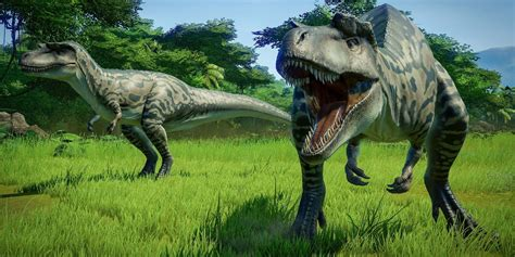 Jurassic World Evolution Switch Review Game Rant
