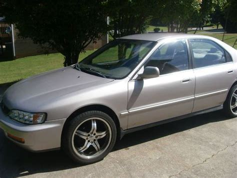 purchase used 1997 honda accord value package w rims and