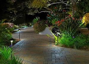 Eclairage Exterieur Jardin : eclairage exterieur jardin design de luminaires de jardin ~ Melissatoandfro.com Idées de Décoration