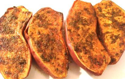 cuisiner les patates douces patates douces à la persillade
