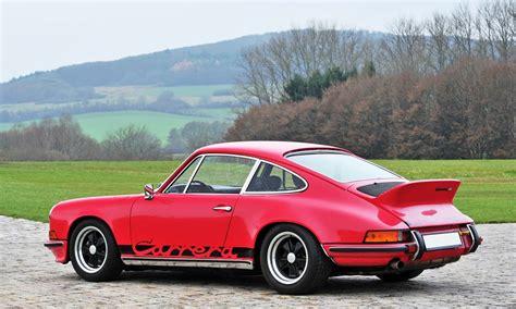 1973 Porsche 911 2.7 Rs Touring