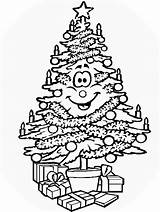 Coloring Christmas Pages Tree Printable Weihnachten Malvorlagen Xmas Adults Outline Clip Curious George Clipart Para Library Footballs Jan Popular Arbol sketch template