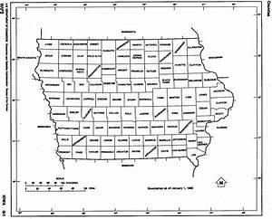 Iowa Maps - Perry-casta U00f1eda Map Collection