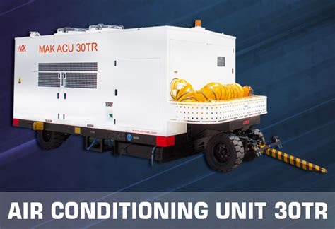 air conditioning unit  aircraft ground cooling unit