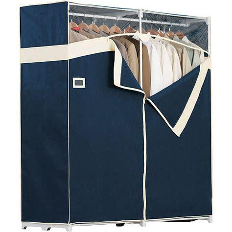 Heavy Duty Wardrobe Closet by Portable Closet Garment Storage Wardrobe Organizer Clothes