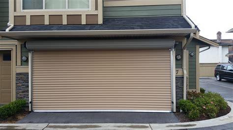 rollup garage doors residential garage door photos smart garage
