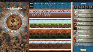 The Most Pointless Yet Addicting Thing Cookie Clicker Imgur