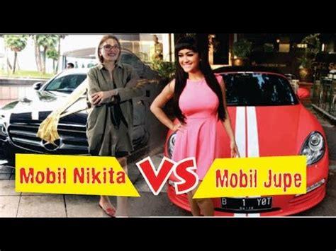 Wooww Mobil Jupe Nikita Mirzani Kereen