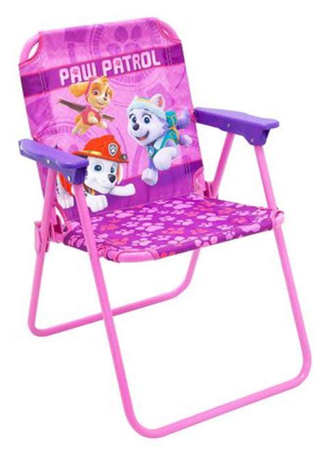 Patio Chairs Walmartca by Paw Patrol Patio Chair Walmart Ca