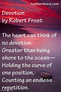 A poem by Robert Frost | Poetry Love | Pinterest