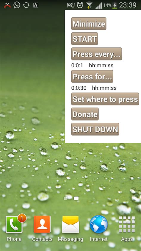 auto clicker 2 11 apk android tools apps