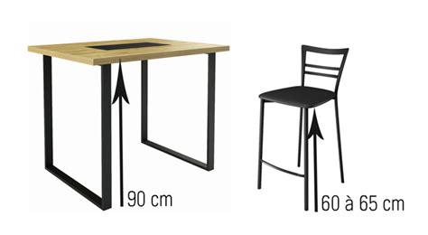 chaise hauteur assise 60 cm chaise pour table hauteur 90 cm 28 images table haute