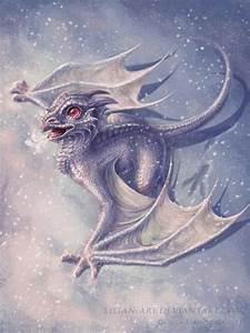 Ice dragon baby | Dragons | Pinterest | Deviantart fantasy ...