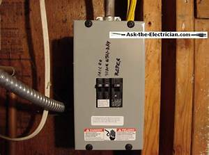 How To Wire A 220volt To 110volt Circuit