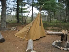 Camping Canvas Tarp Tents