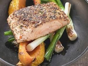 Lachs Mit Gemüse : gebratener lachs mit gemischtem gem se rezept eat smarter ~ Orissabook.com Haus und Dekorationen