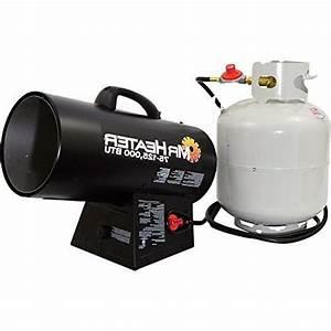 Mr  Heater 125 000 Btu Forced Air Propane Heater
