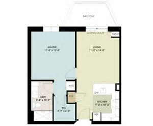 Master Bathroom Floor Plans with Closets