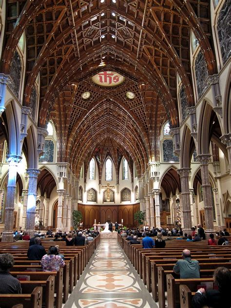 Fileholy Name Cathedral (chicago, Illinois)  Interior