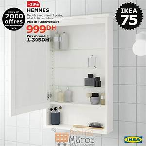 Meubles Soldes Ikea : soldes ikea maroc meuble avec miroir 1 porte hemnes 999dhs ~ Melissatoandfro.com Idées de Décoration
