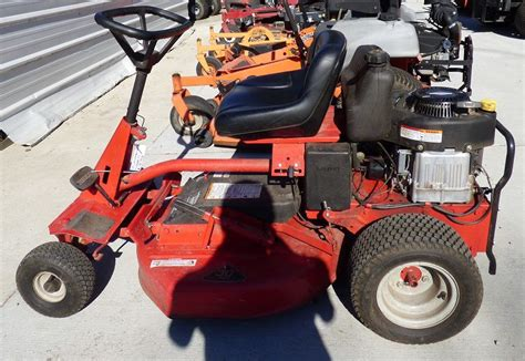 used snapper rear engine rider 30 quot recycling deck 13 5 hp briggs ebay