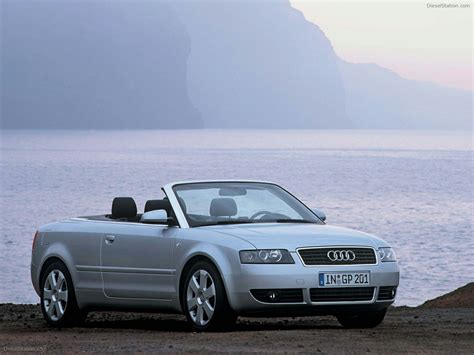 Audi A4 Cabriolet 2000 Exotic Car Image 010 Of 43
