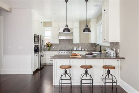shaped kitchen designs ideas design trends