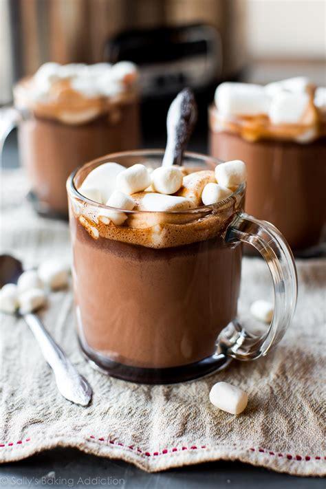 hot chocolate recipe dishmaps