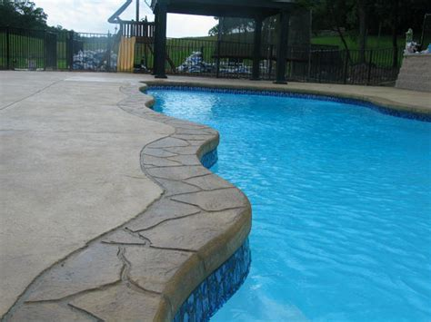 Pool Deck Resurfacing by Pool Deck Resurfacing Sundek Concrete Coatings And
