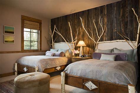 Bedroom Twin Rustic Country Bedroom Decorating Ideas